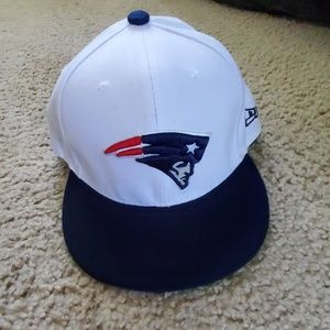 New England Patriot snapback